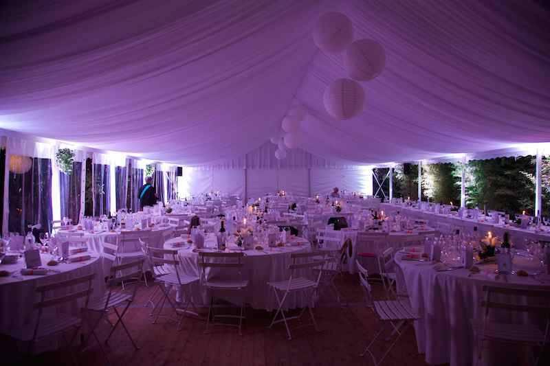 Gut gemocht Location de tente de réception pour mariage au Cap Ferret - Louer  TA19